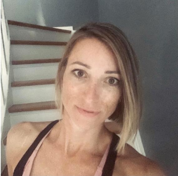 Katrin, eine Frischepartnerin, blond, Portrait